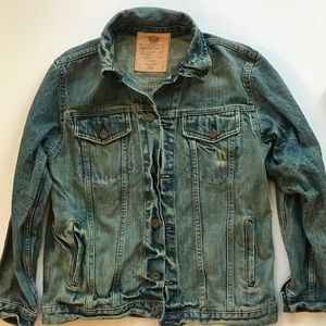 Old navy denim jeans jacket Women's XL